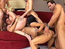 474793 Group Sex Thumb Pics   Download Super Freaks Gang Bang Scene 1